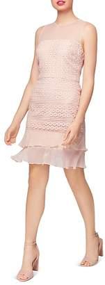 Betsey Johnson Illusion Lace Dress