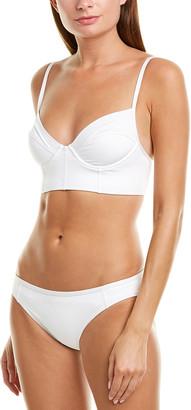 Proenza Schouler 2Pc Underwire Bikini Set