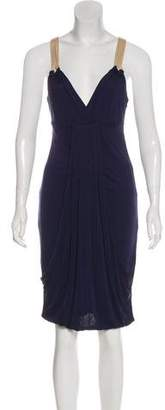 3.1 Phillip Lim Silk Midi Dress