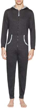 Bottoms Out Men's Knit Union Suit