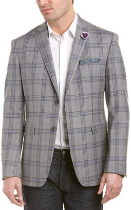 Original Penguin Wool-Blend Sportcoat