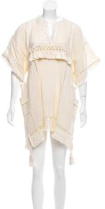 Isabel Marant Tassel-Trimmed Knit Dress w/ Tags