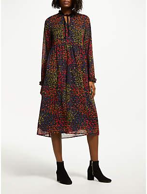 Nümph Giuliana Dress, Raspberry