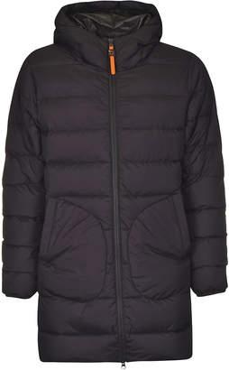 Aspesi Side Slit Pocket Padded Jacket