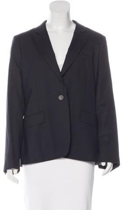 Paul Smith Fitted Wool Blazer $95 thestylecure.com