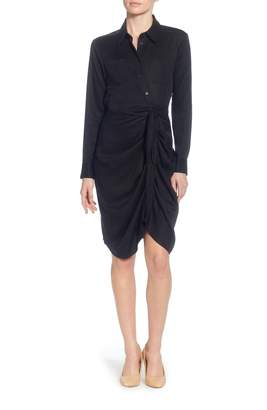 Catherine Malandrino Sloan Tie-Waist Dress