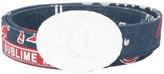 Puma Maison Yasuhiro cowboy buckle belt