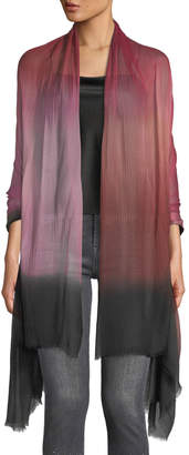 Bindya Accessories Color Blend Modal-Silk Stole