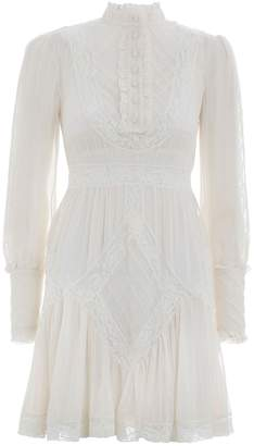 Zimmermann Unbridled Tucked Dress
