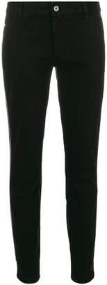 Just Cavalli skinny low rise jeans