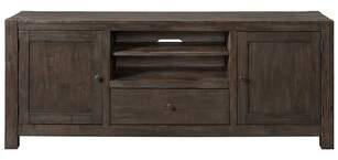 """Gracie Oaks Benat Media Console TV Stand for TVs up to 70"""" Gracie Oaks"""
