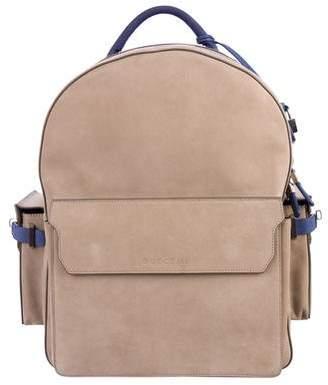 Buscemi 2018 Nubuck PHD Backpack w/ Tags