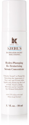 Kiehl's Since 1851 - Hydro-plumping Re-texturizing Serum Concentrate, 50ml - Colorless $58 thestylecure.com