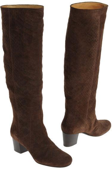 Lanvin High-heeled boots