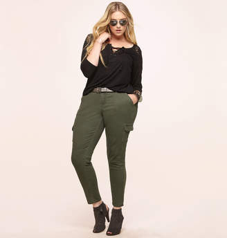 Loralette Military Cargo Pant