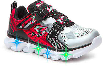 Skechers Hypno Flash Toddler & Youth Light-Up Sneaker - Boy's
