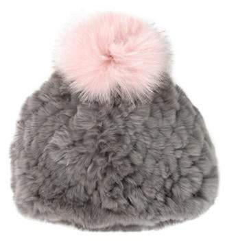 8d1cdf2bb Gray Pom Pom Women's Hats - ShopStyle