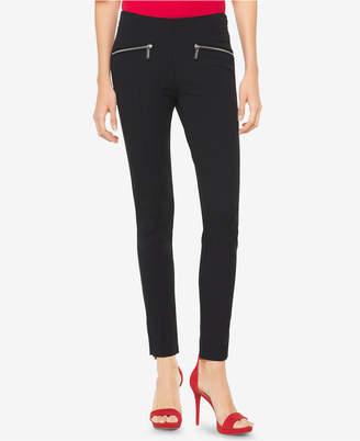 Michael Kors MICHAEL Zip-Detail Skinny Pants