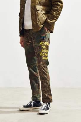 Polo Ralph Lauren Camo Patchwork Sportsmen Pant