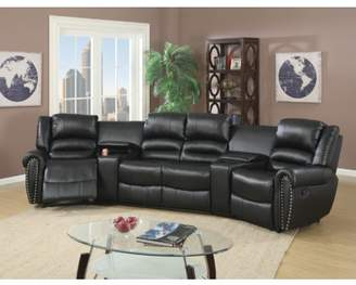 Red Barrel Studio Breese 5 Piece Reclining Sectional