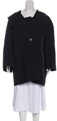 Stella McCartney Hooded Knee-Length Coat