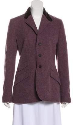 Ralph Lauren Wool Knit Jacket
