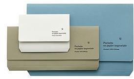 Billet Travel Folder