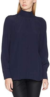 SET Women's Bluse Blouse, (Dark Blue 5586), 6