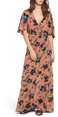 Women's Faithfull The Brand Salt Spring Maxi Dress $179 thestylecure.com