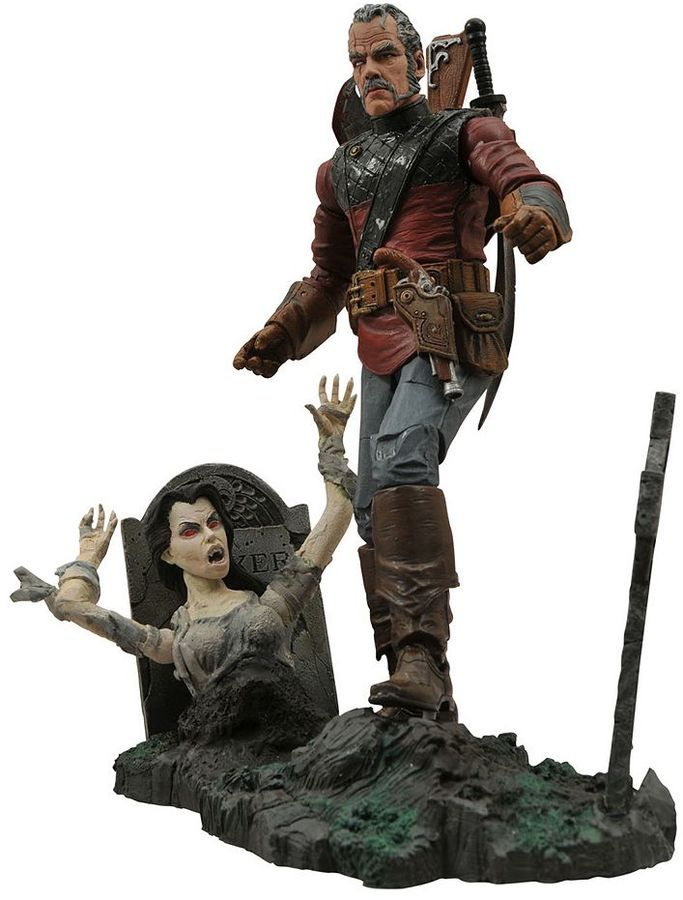 Diamond Select Toys Universal Monsters Select Van Helsing Action Figure