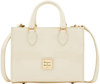 Dooney & Bourke Patent Mini Janine Satchel