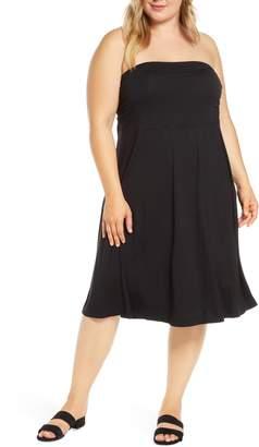 Bobeau Andie Convertible Knit Skirt