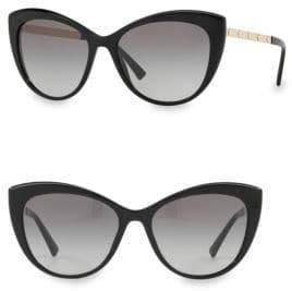 Versace 57MM 4348 Cat-Eye Sunglasses