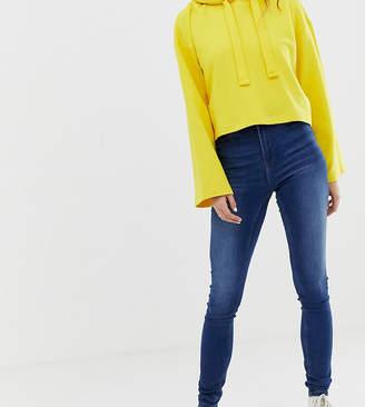 Noisy May Tall high waist skinny jean
