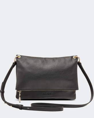 Clover Leather Crossbody Bag