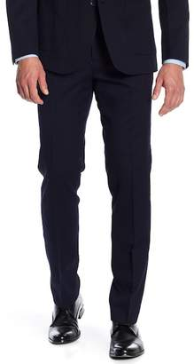 """Paisley & Gray Navy Micro Dotted Slim Fit Pants - 32\"""" Inseam"""