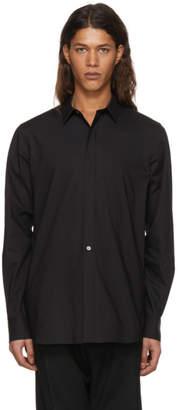 Ann Demeulemeester Black Flight Shirt