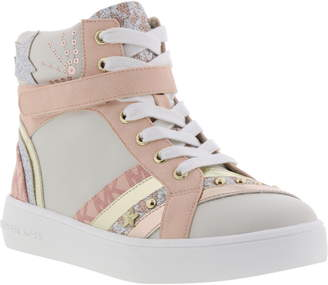 5c17ee981 MICHAEL Michael Kors Jem Galaxy Glitter High Top Sneaker