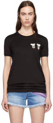Dolce & Gabbana Black DGFamily Chef T-Shirt