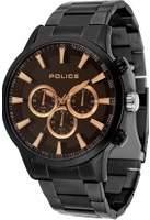 Police Mens Momentum Chronograph Watch 15000JSB/02