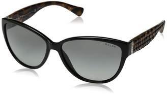 Ralph Lauren by Ralph by Women's 0ra5176 Cateye Sunglasses