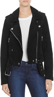 BLANKNYC Suede Moto Jacket $198 thestylecure.com