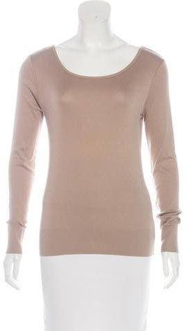 Ralph Lauren Knit Long Sleeve Top