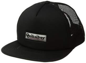 Quiksilver Foam Cruster Trucker Hat Baseball Caps
