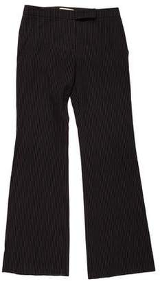 BCBGMAXAZRIA Mid-Rise Wide-Leg Pants