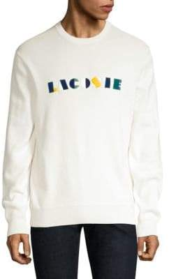 Lacoste Block Logo Pullover