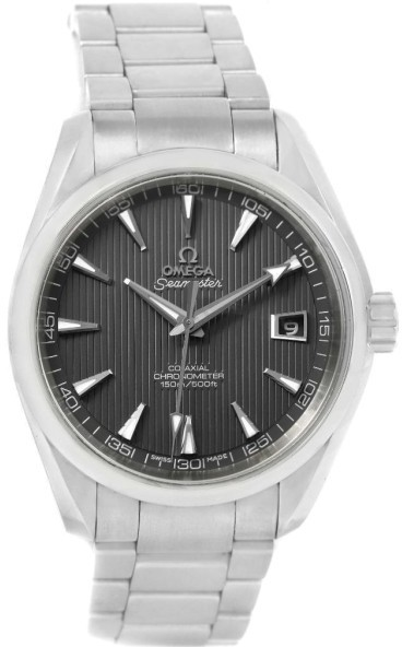 Omega Omega Seamaster 231.10.42.21.06.001 Stainless Steel 41.5mm Mens Watch