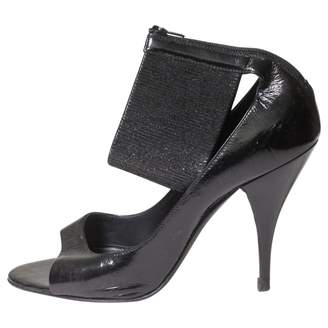 Pierre Hardy Black Patent leather Heels