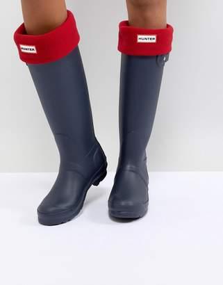 Hunter Red Tall Boot Socks