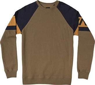 RVCA Men's Benny Crew Sweatshirt